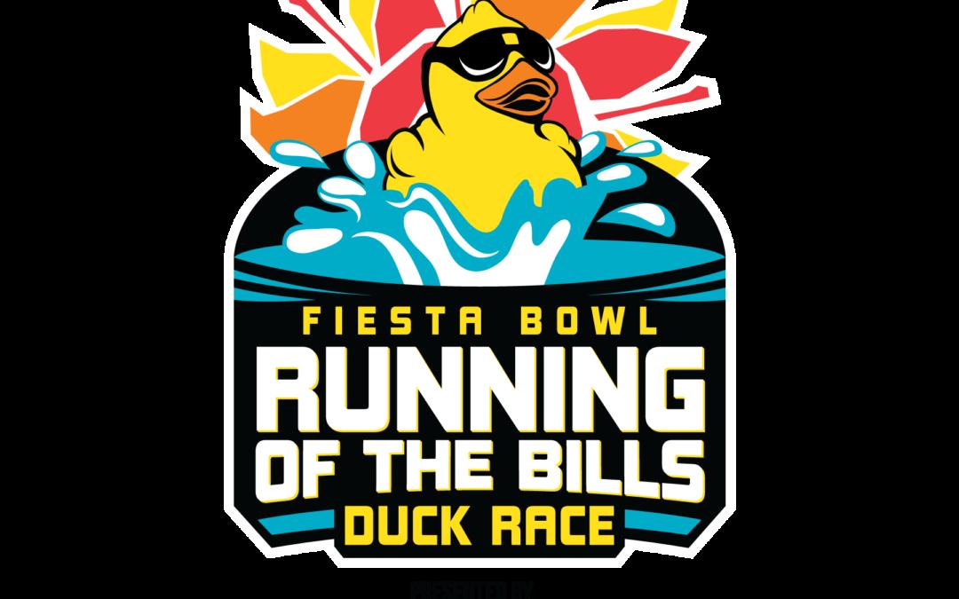 Running of the Bills Sponsored by SRP Fiesta Bowl